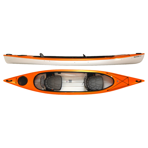 Hurricane Santee 140T Double Kayak Clearing 2019 stock - crazy price